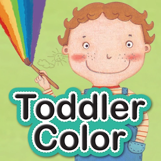 Toddler Color icon