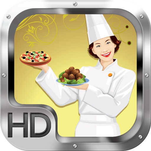 iRecipe Cookbook HD