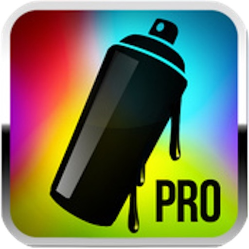 Spray Can Pro