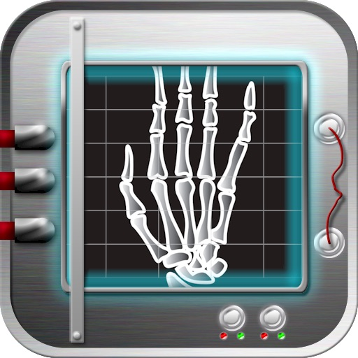 X-Ray Video & Photo Kiosk © HD icon