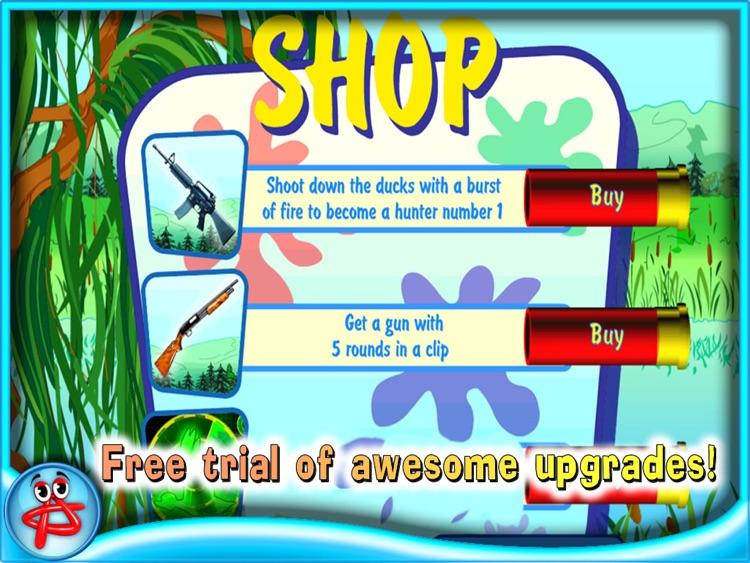 Jet Ducks HD: Free Shooting Game screenshot-4