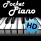 *** Due to overwhelming demand, for a limited time Pocket Piano HD is FREE ***  If you like this app, please check out MASTER PIANO