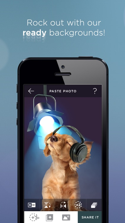 Cut Paste Photos Pro Full Edition - make amazing and funny photos as in image editing apps screenshot-3