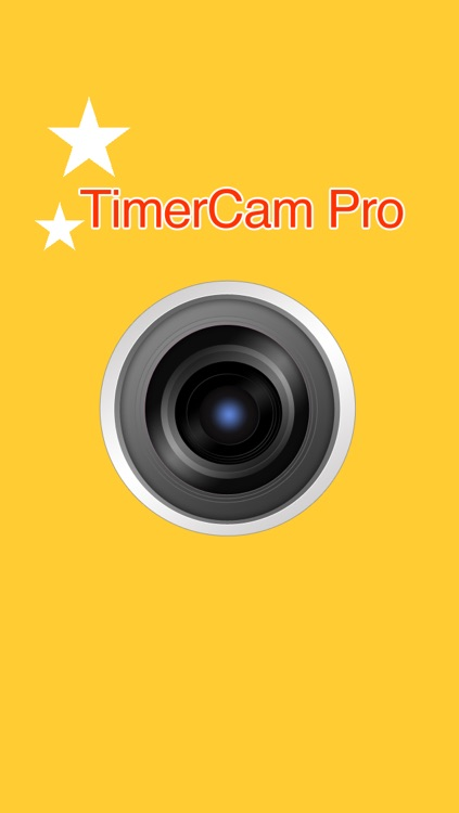 TimerCam Pro - Self Timer Camera -