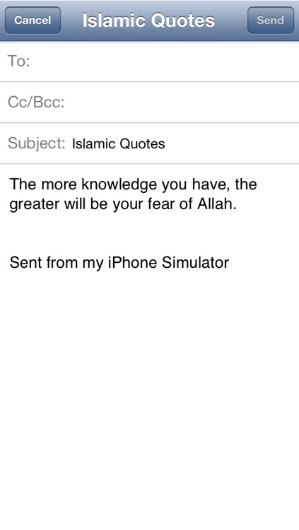 Good Islamic Quotes Free screenshot-3