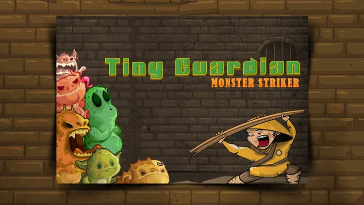 Tiny Guardian - Monster Striker Free