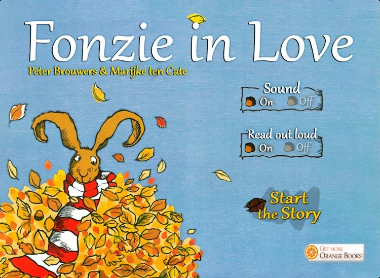 Picture Book: Fonzie In Love