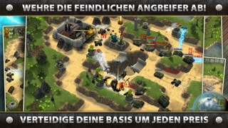 Total Defense 3D: Führen die Revolution!Screenshot von 1