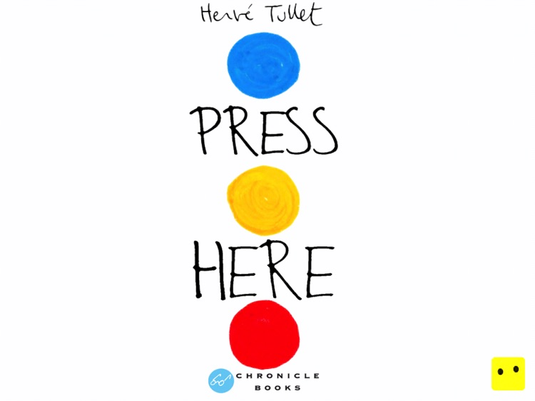 Press Here: The App