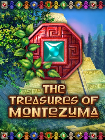 Screenshot #4 pour The Treasures of Montezuma HD