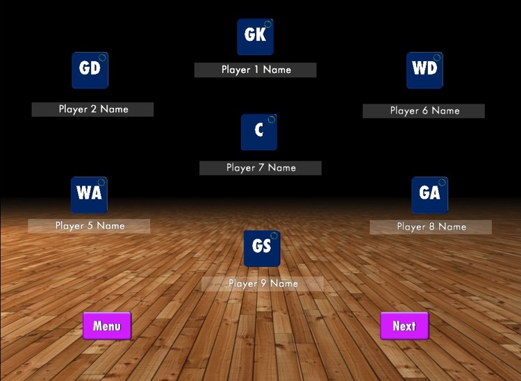 ScoreKeeper Netball PRO HD screenshot-2