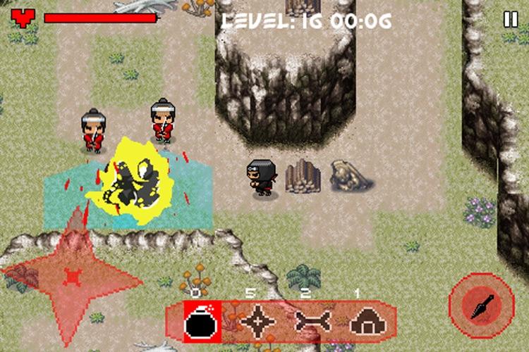 Pixel Ninja! screenshot-4