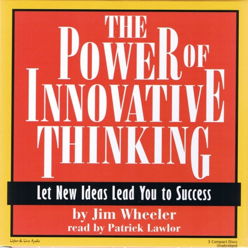 The Power of Innovative Thinking (Audiobook)