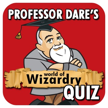 Professor Dare's World of Wizardry Quiz