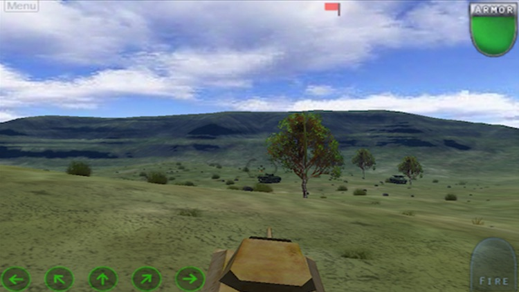 Heavy Tanks HD Game