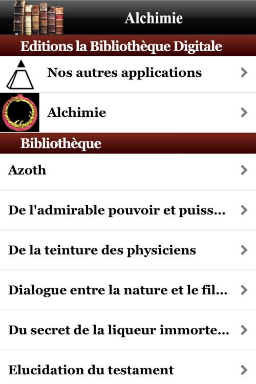 Alchimie screenshot-1