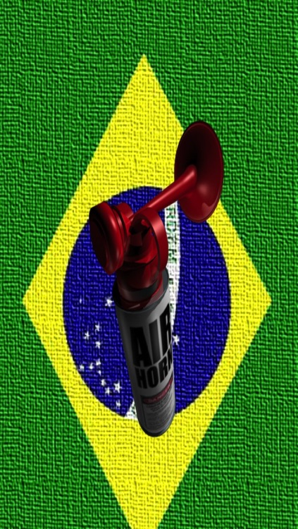 Air Horn,Vuvuzela and Rattle Lite: Soccer Fan 2014 screenshot-3