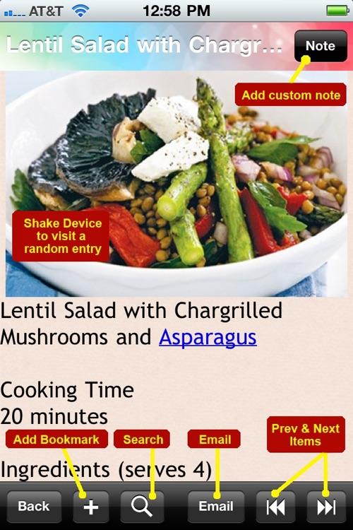 Diabetic Food & Recipes screenshot-4