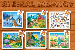 Animal Match+ Memory Game for Children and Toddlers and the