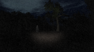 Real Slender Man screenshot four