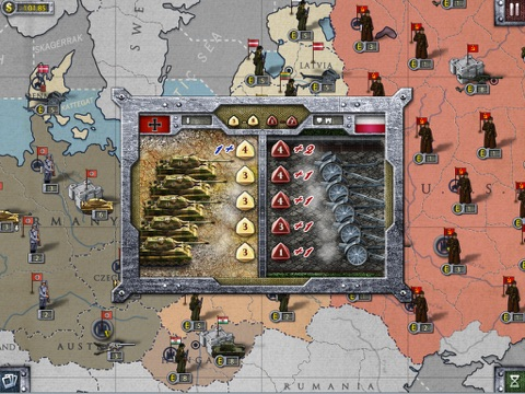 European War 2 Lite for iPad для iPad