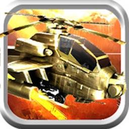Apache Air Strike ( war shooting games )