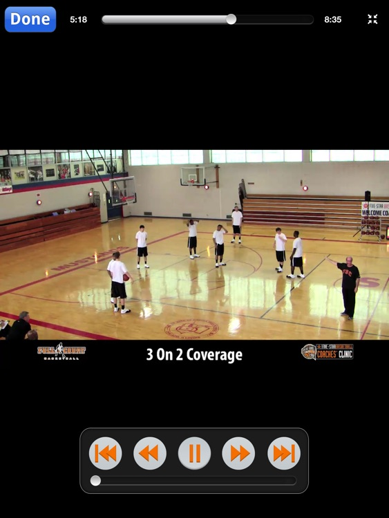 K.O. Defense - With Coach Kevin O Neill - Full Court Basketball Training Instruction - XL screenshot-3