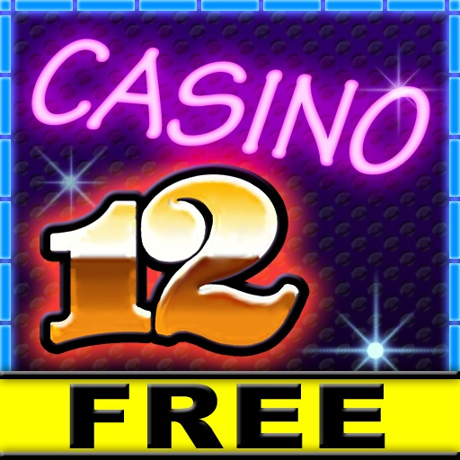 Casino 12 Pack FREE icon