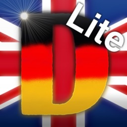 M's Dictionary - German English - Lite