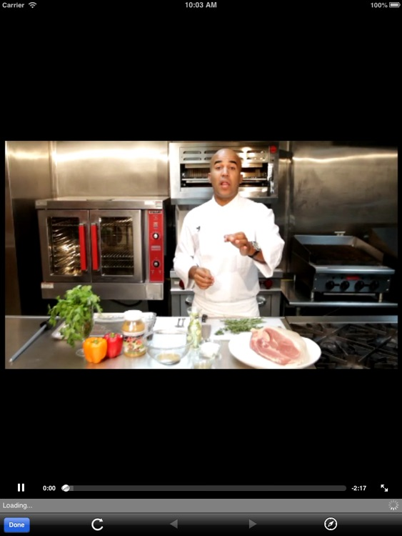 Chef Pineiro
