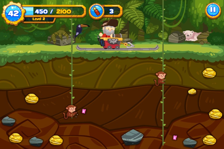Gold Miner Go! screenshot-2