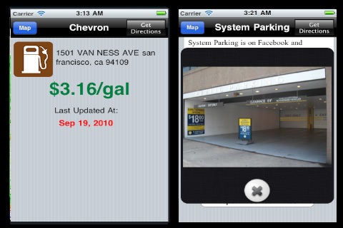 NYC Parking screenshot-3