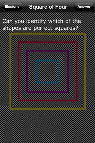 Amazing Illusions - Fun Optical Puzzles screenshot-3