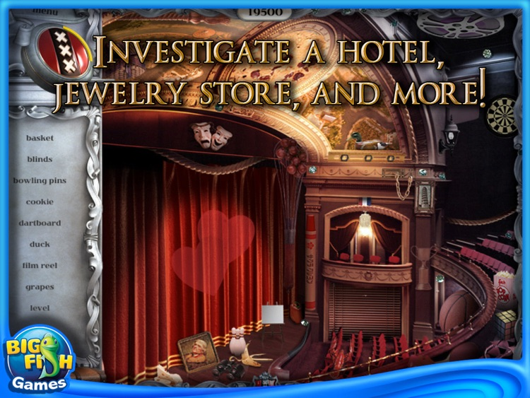 Youda Legend: The Curse of the Amsterdam Diamond HD (Full) screenshot-3