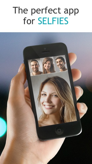 oSnap - The Perfect Camera for Selfie & Candid Photos Screenshot