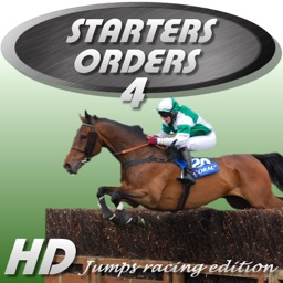 Starters Orders 4 Horse Racing (jumps edition)