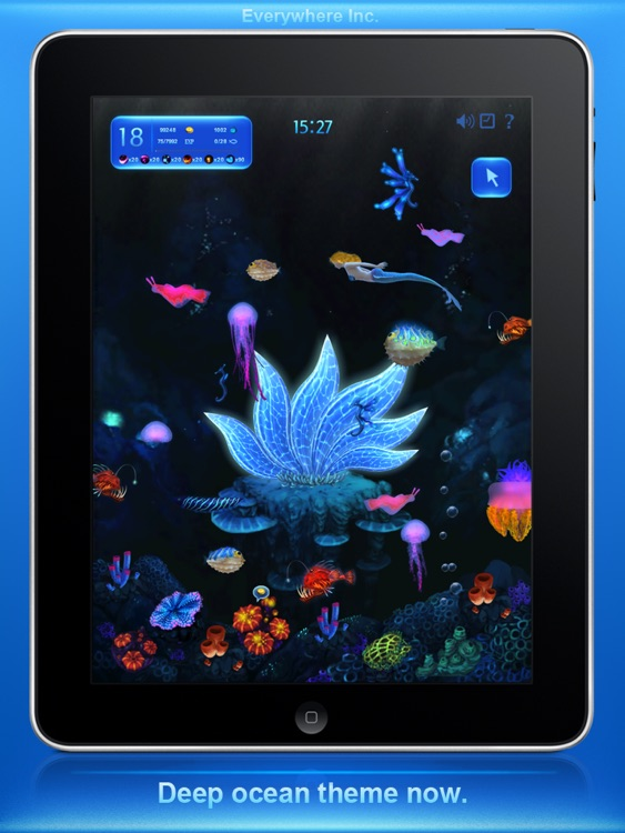 Fantasy Ocean HD screenshot-1