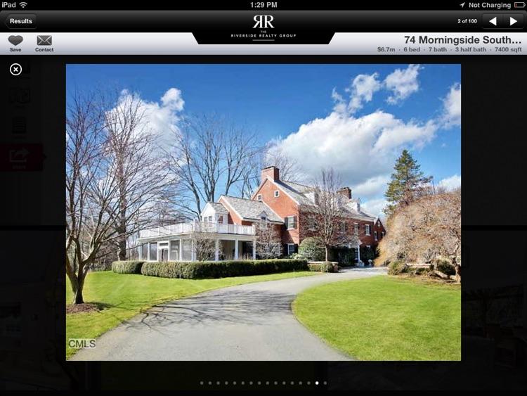 Fairfield CT Realty for iPad screenshot-3