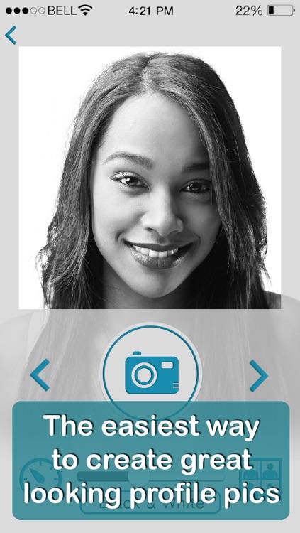 Profile Pic Camera