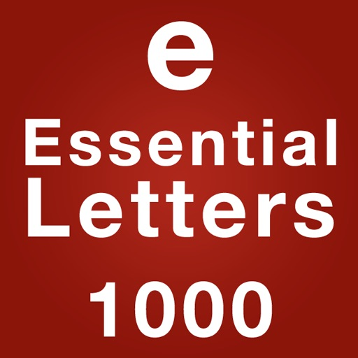 e Letters 1K