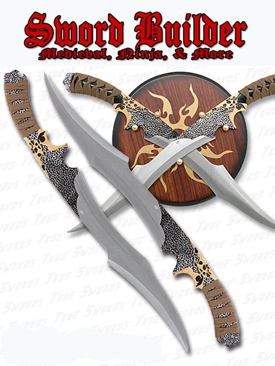 Sword Builder - Medieval, Ninja, and More HD for iPad