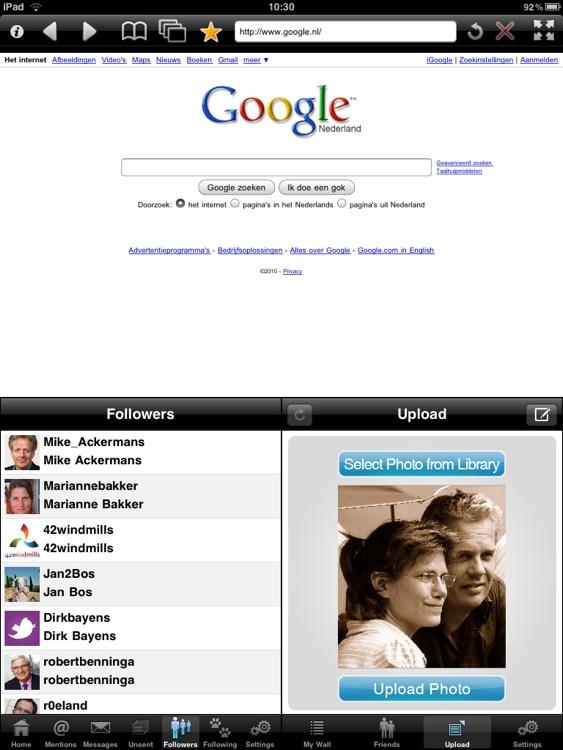 Multitasking for iPad screenshot-3