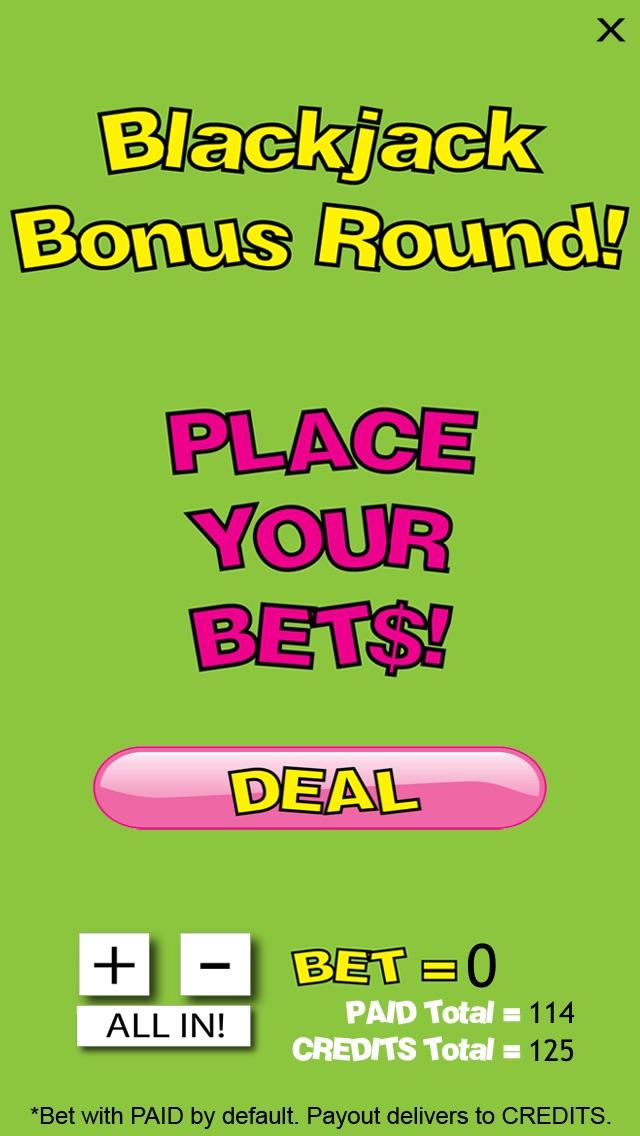 A Gold Mine Slot Machine with Blackjack and Bonus Wheel-3