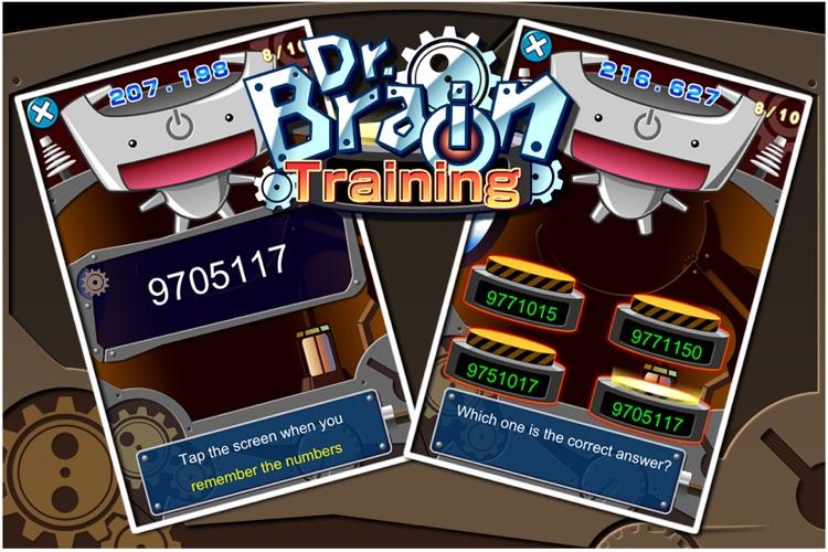 Dr. Brain Training!