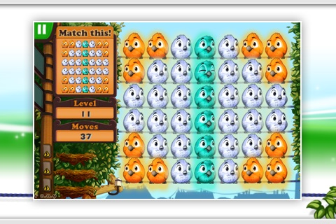 Fluffy Birds screenshot-3