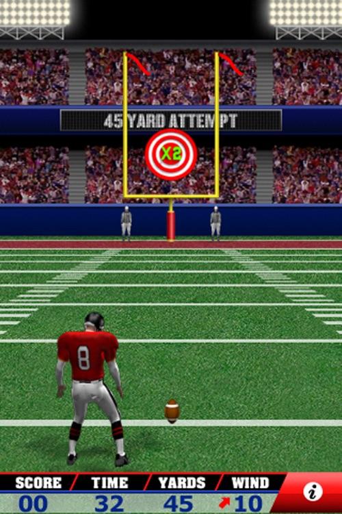 Field Goal Frenzy™ Football Free screenshot-3