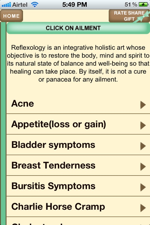iPocket Hand Reflexology screenshot-4