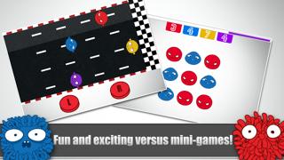 Virus Vs. Virus Bluetooth(multiplayer versus game collection) screenshot three