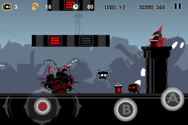 Robo Rush screenshot-2