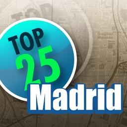 Top 25: Madrid